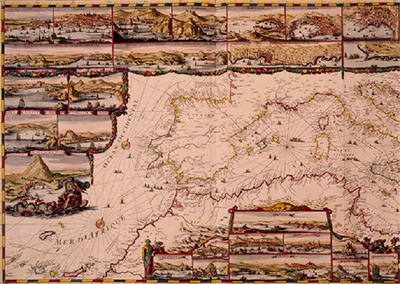 Con la Biblioteca Palatina alla scoperta di antiche carte nautiche