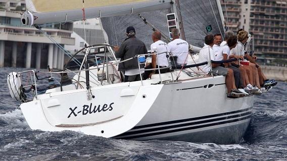 Roberto iorio quarto alla palermo montecralo for Monte carlo yacht club