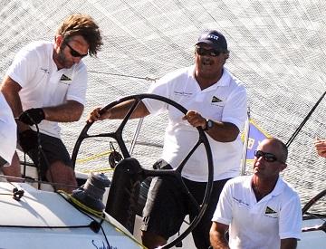 Yacht Club Parma Pardini campione italiano Etchells