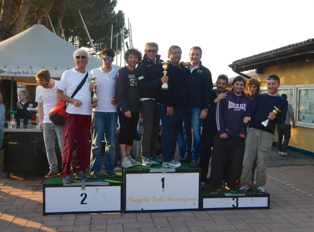 Yacht Club Parma vince in classe Dolphin ODJ