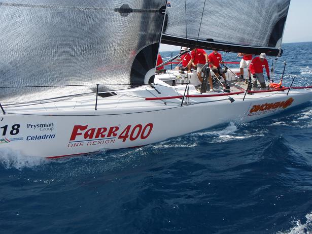 Farr 400 all'Europeo ORC
