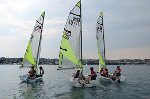 RS Feva Yacht Club Parma