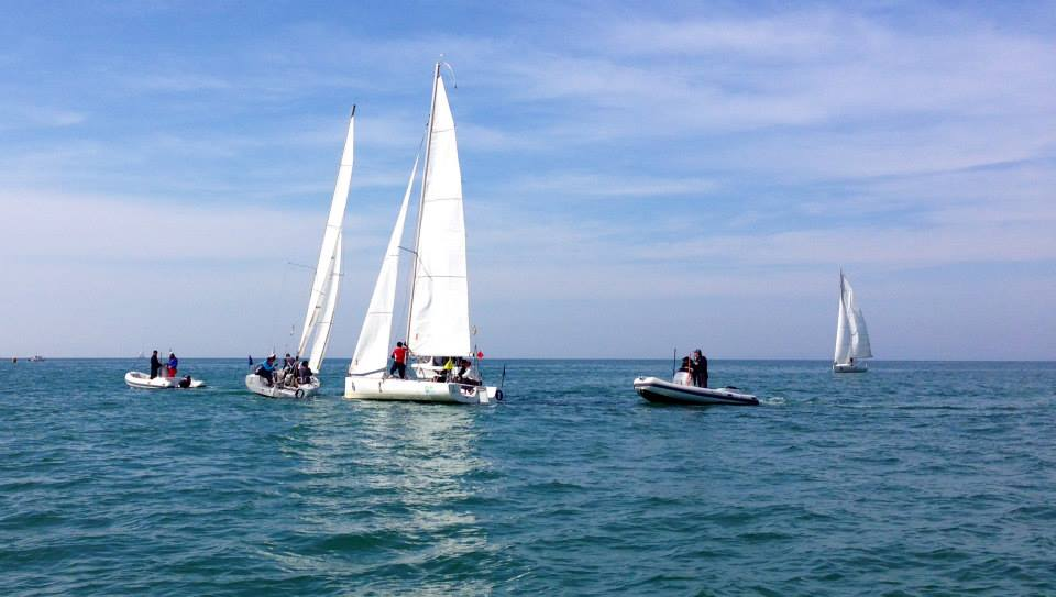 Yacht Club Parma al Match Race di Scarlino